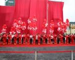 Lễ Khánh thành nhà văn phòng Phú Thụy và gắn biển công trình